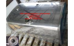 Бак топливный 400 литров алюминиевый F для самосвалов фото Орел