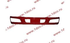 Бампер F красный пластиковый для самосвалов фото Орел